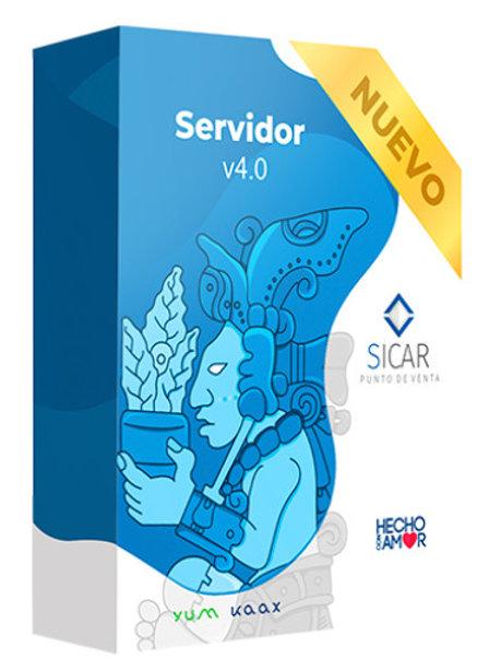 Licencia SICAR Tipo Servidor