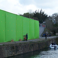 Green screen on scaffolding pic 2.jpg