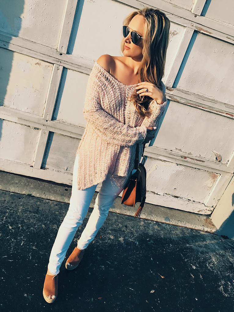 The Slouchy Sweater