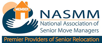 NASMM logo - certified senior move managers near me