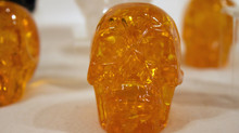 We have a great selection of crystal skulls