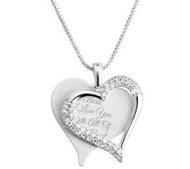 Don't forget a little Jewelry for Valentine's Day!