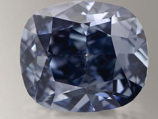 Rare Blue Mood Diamond is Up For Sale!