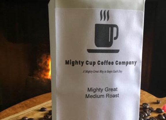 Mighty Great Medium Roast Ground