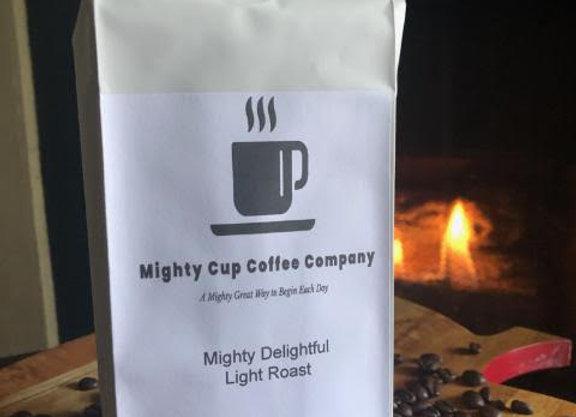 Mighty Delightful Light Roast Ground
