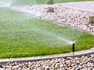 Spring us into action to get your sprinklers in shape for summer!