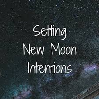 New Moon Intention Setting Guide