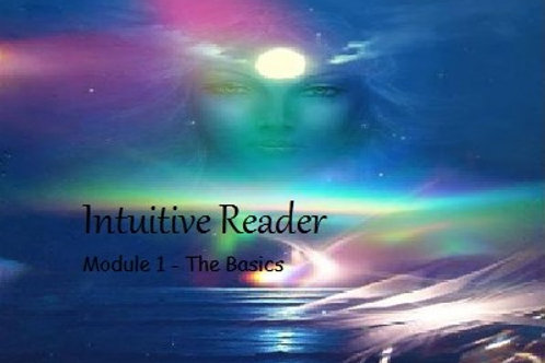 Intuitive Reader Certification Module 1 - The Beginner Reader