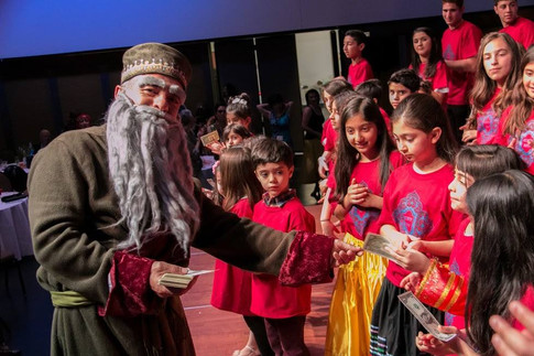 Amoo Noruz, Colorado Children's Noruz Program CCNF 2017 program at infinity park event center