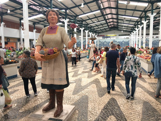 The best food markets in Portugal