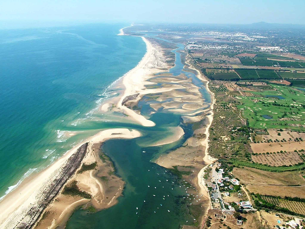 Ria Formosa Algarve Portugal