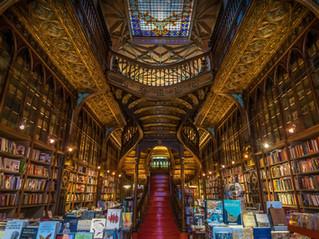 Portugal - de perfecte plek voor boekenliefhebbers
