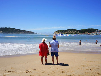 Discover Portugal's most popular family beach