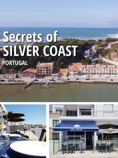 40 - Restaurants sur la jetée de São Martinho do Porto