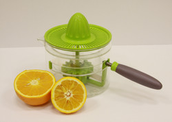 oratchet מסחטת תפוזים