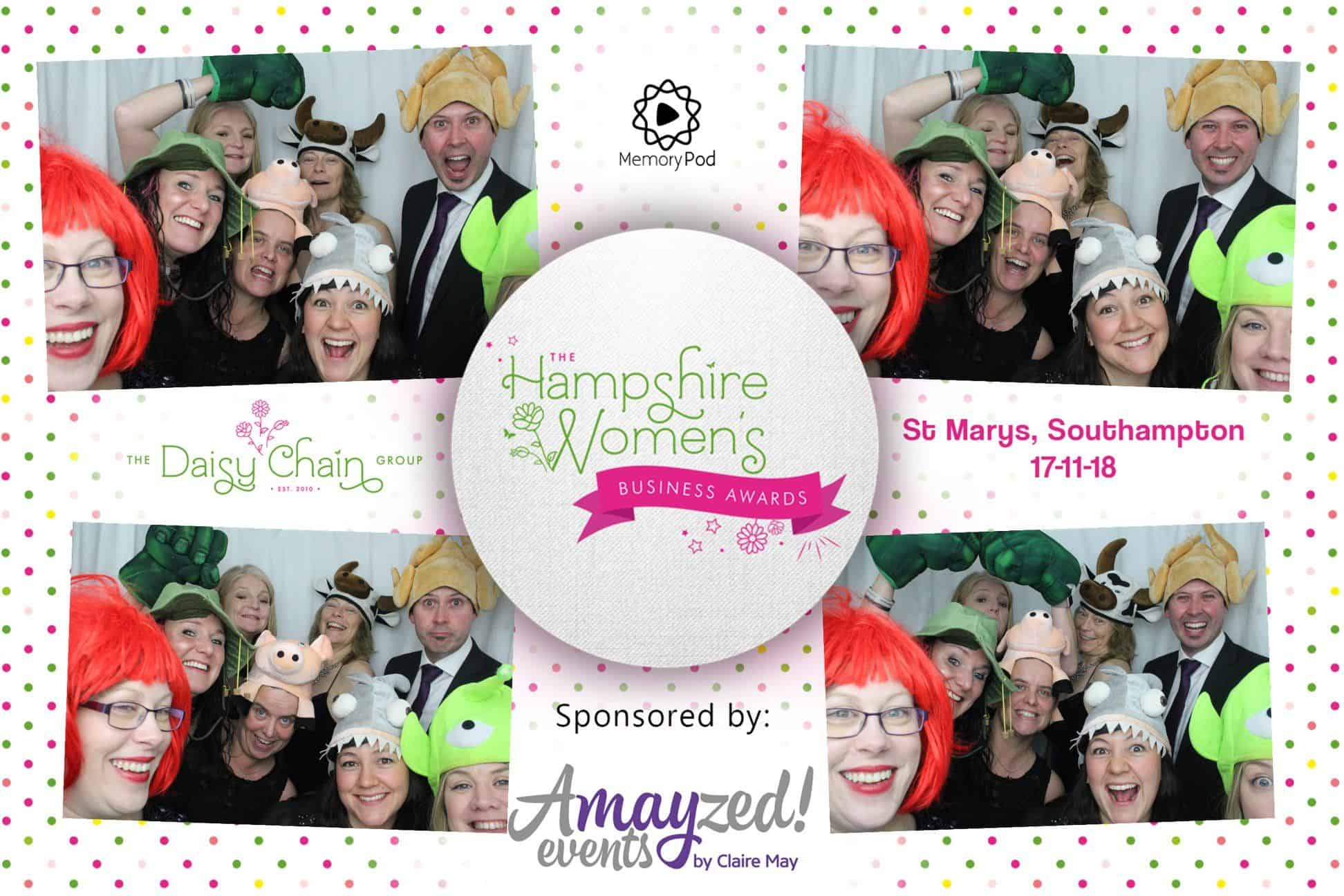 Hampshire Womans Business Awards at St M