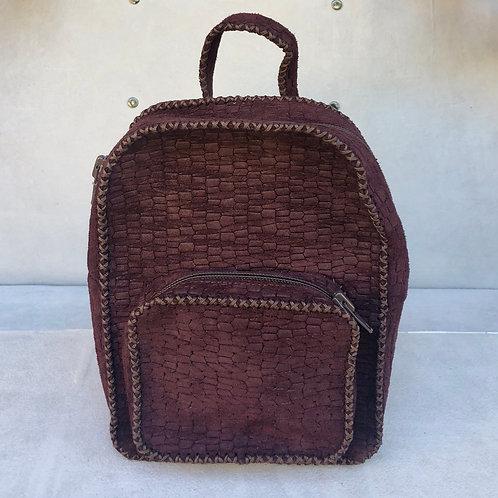 Packpack Small - Brown Bricks