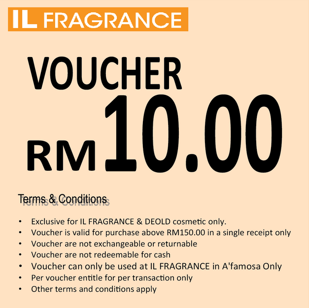 IL Fragrance | Lot 9A