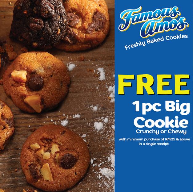 Famous Amos Cookies | SAC-05