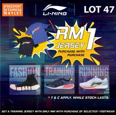 Li-Ning | Lot 47