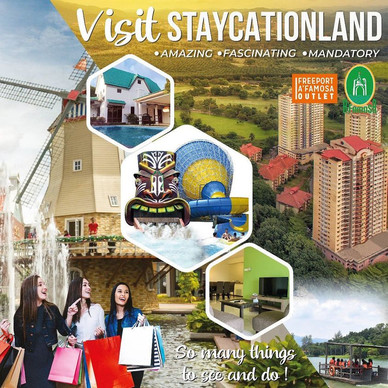 Visit Staycationland