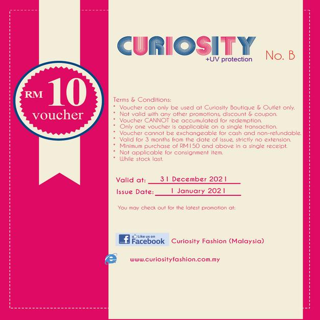 Curiosity Fashion | Lot 77