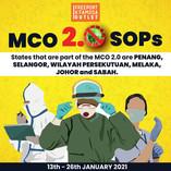 MCO 2.0 SOP