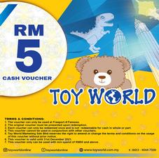 Toy World | Lot 21-22