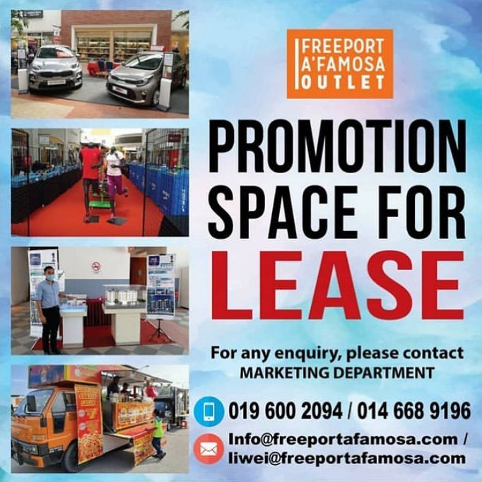 Promotion Space for LEASE