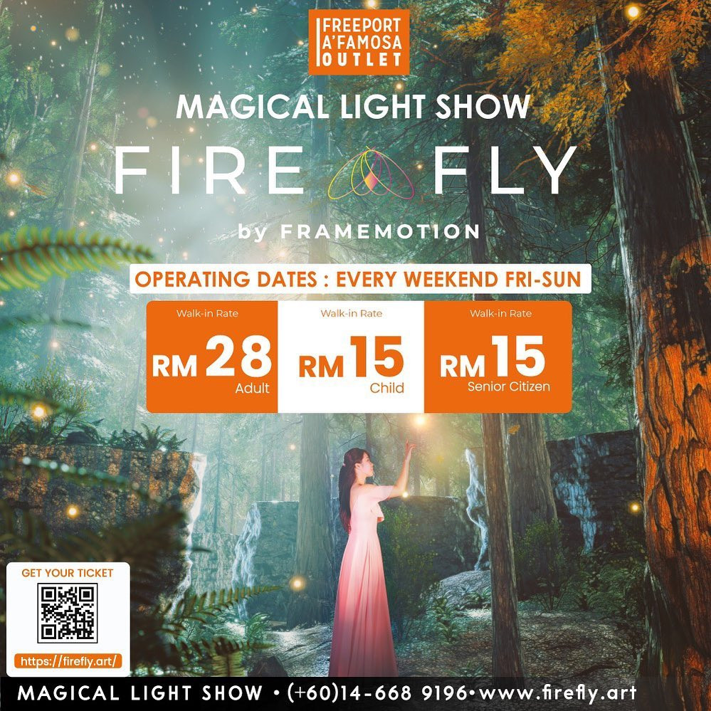 FIREFLY Magical Light Show