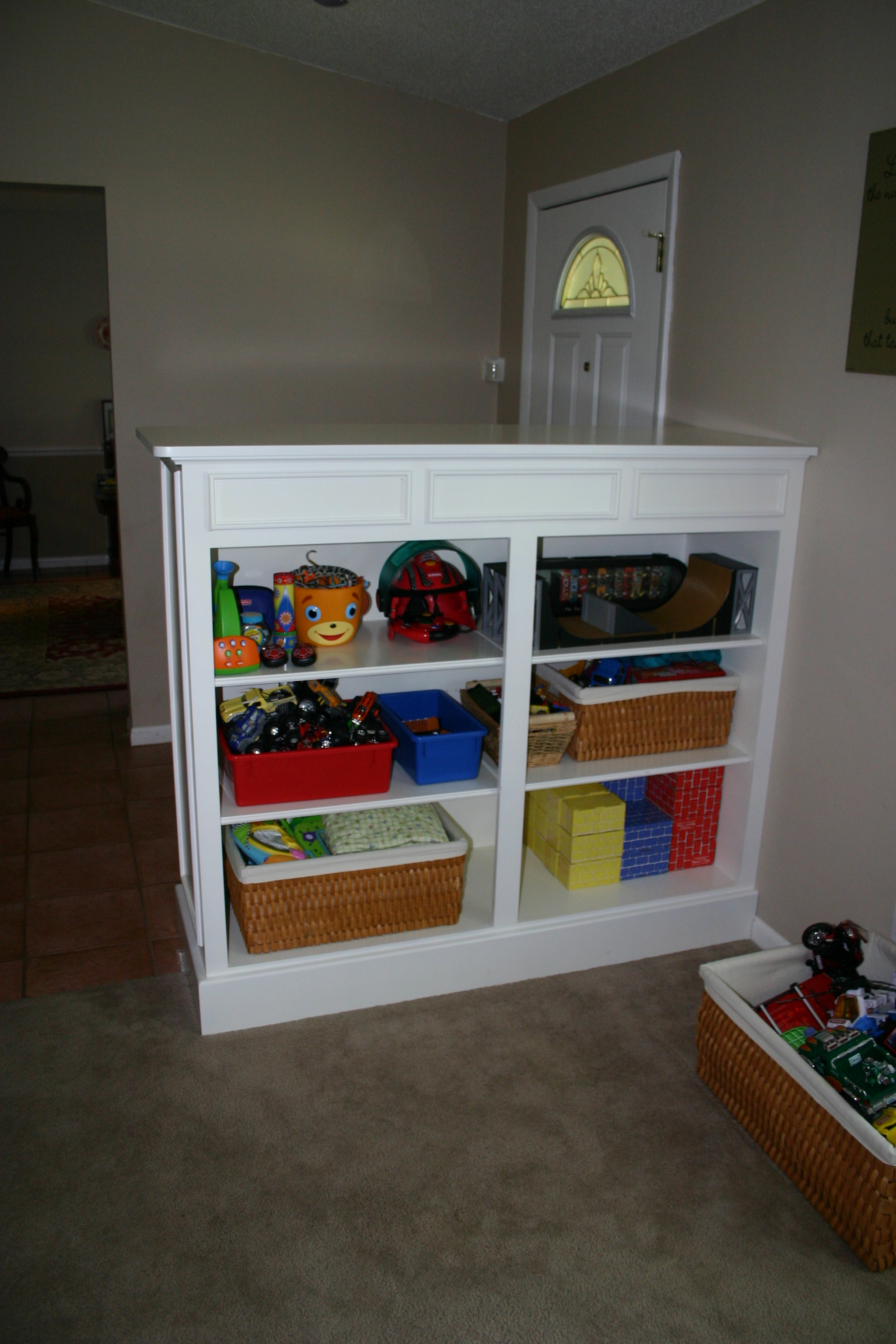 Toy Shelf Furniture