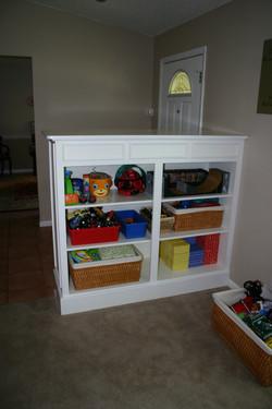 Toy Shelf Furniture
