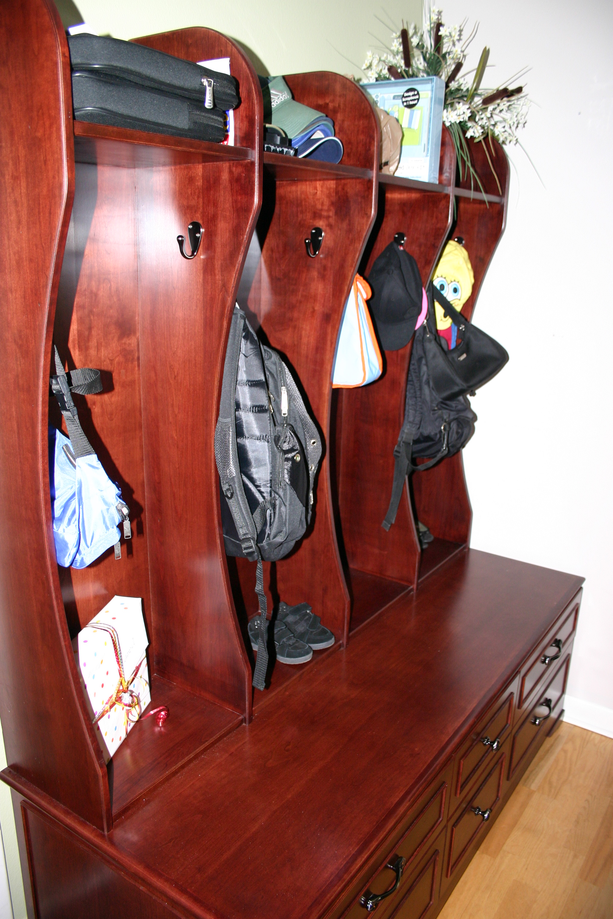 Cubbie Lockers
