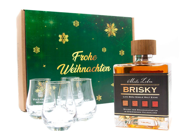 X-Mas Whisky-Set groß