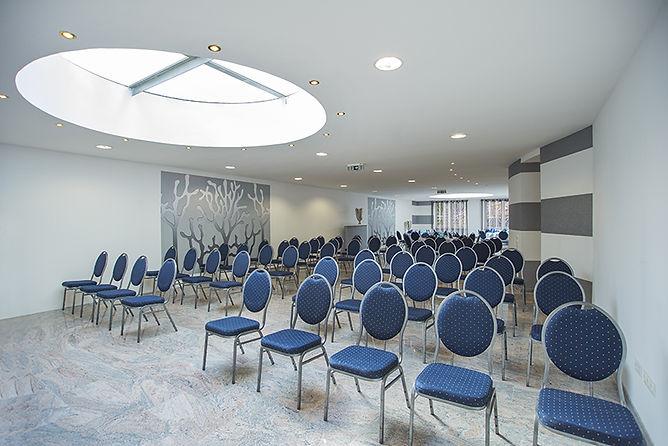 VillaVera Großer Saal Konferenzbestuhlun