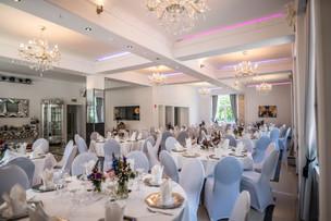 Saal Villa Bowdy für Konferenzen Events Tagungen Schulungen