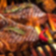 Barbecue in Villa Vera