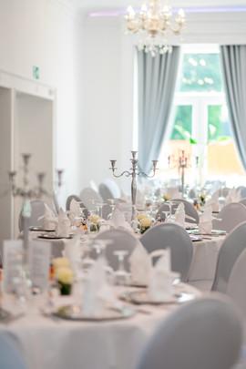 Villa Bowdy Festsaal Hochzeitslocation