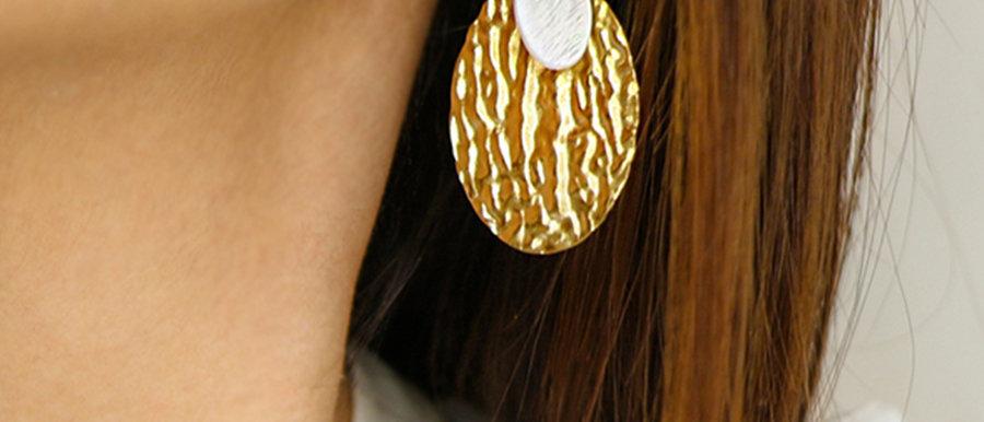 Boucles d'oreilles Gina