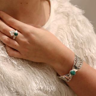 Bracelet Palma bague Selva