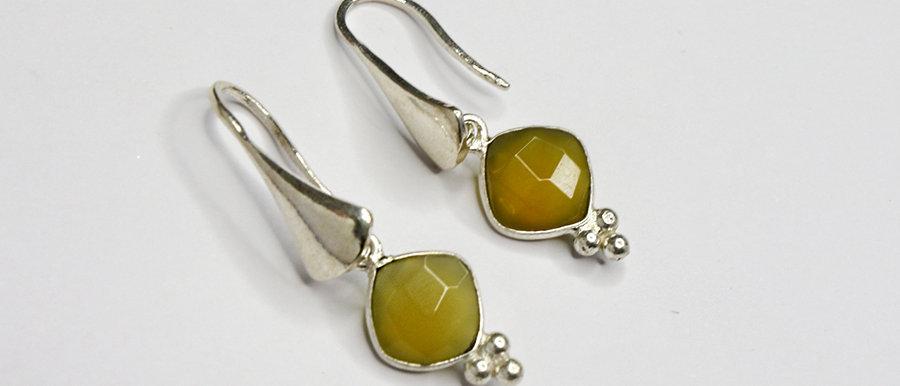 Boucles d'oreilles Amarillo