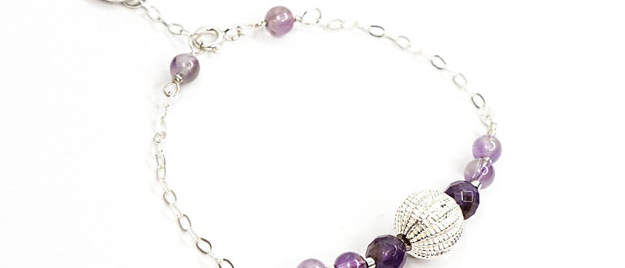 Bracelet Jolie (Améthyste)