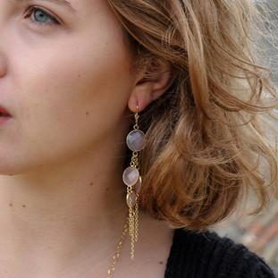 Boucles d'oreilles Carmen