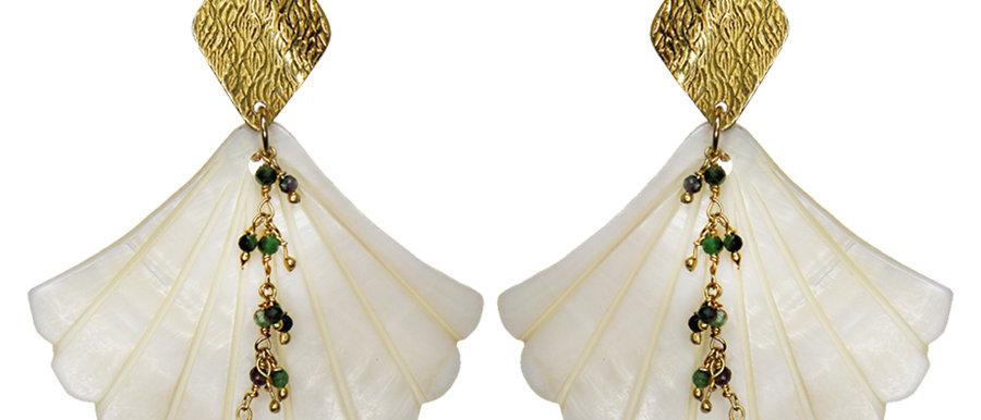 Boucles d'oreilles Athena