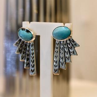 Boucles d'oreilles Tulum