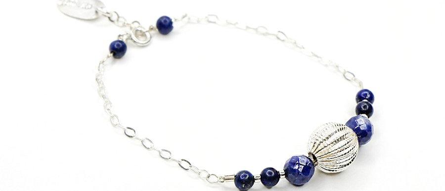 Bracelet Jolie Lapis-lazulli