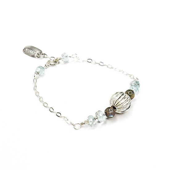 Bracelet Jolie (Labradorite)