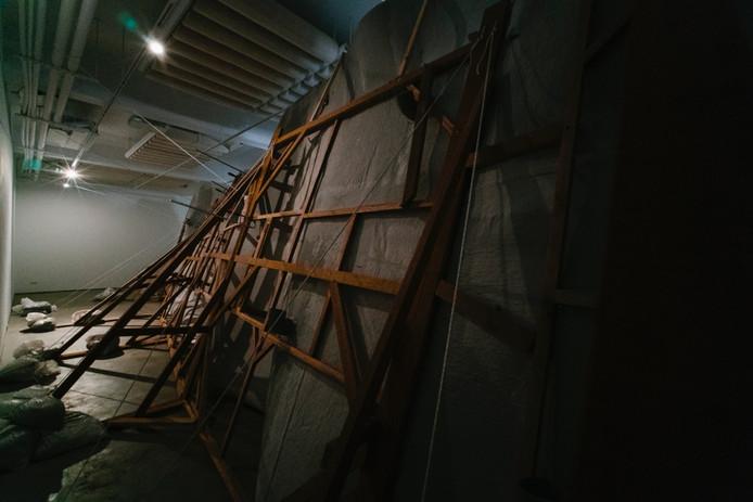 懸臂式擋土牆