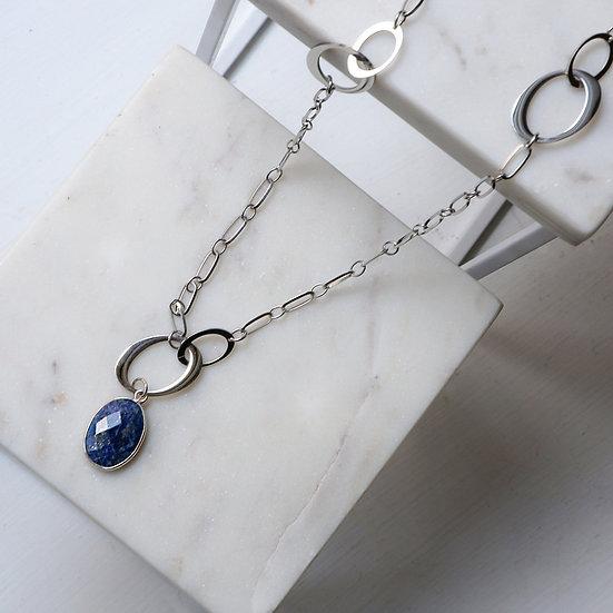Collier Estelle - Lapis lazuli