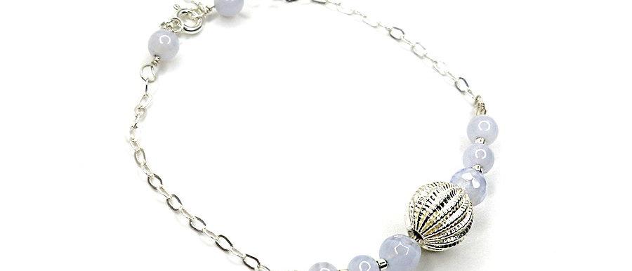 Bracelet Jolie (Calcédoine)